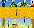 Naruto - Kunai Flash Game