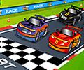 Racing Cartoon Differences
