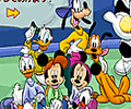Disney Pong