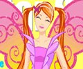 Barbie - A Fairy Secret Dress Up