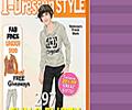 Justin Bieber Magazine Cover