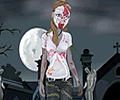 Zombie Girl Dress Up