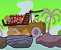 Flintstones Truck