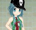 Anime Punk Girl Dress Up