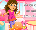 Dora the Explorer - Dress Up