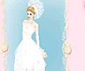 Pretty Bride Dress Up Game