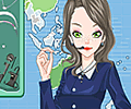 Weather Girl Make Up Game
