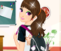 School Bag Girl