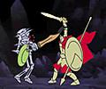 Helios & the Spartan
