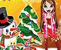 Bratz Christmas Dress Up