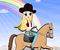 Horseriding Girl Dress Up