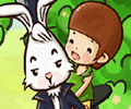 Cindy and Mr. Rabbit