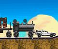 De Volta ao Futuro - Train Scene