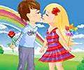 A First Kiss