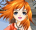 Anime Girl in the Street