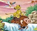 Lion King Jigsaw 3