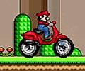 Mario Bros Motobike 2