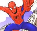 Spiderman Flying