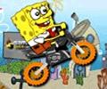 Spongebob Super Bike
