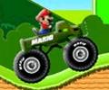 Super Mario Truck Rider