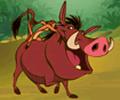 Timon and Pumbaa - Bug Blaster