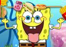 Spongebob Food Skewe
