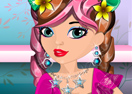 Royal Sweet 16 Makeover