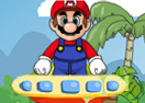 Mario UFO Princess Protection