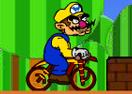 Wario BMX