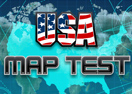 USA Map Test