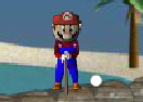 Mario Beach Resort Mini Golf