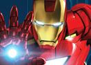 Iron Man Repulsor Blast Test