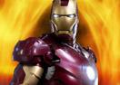 Iron Man Defend Earth