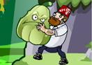 Crazy Uncle VS Zombies