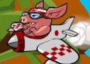 Kamikaze Pigs