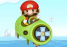 Mario Ocean adventure