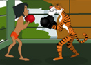 Mowgli VS Sherkhan Boxing