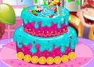 Cooking Celebration Cake