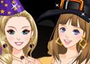 Sister's Halloween