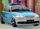 jogue Cop Car Parking