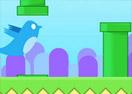 Flappy Blue Bird