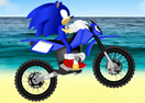 jogue Sonic Beach Race