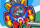 Mario Robo Battle