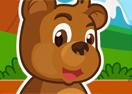 Crazy Bear Throw