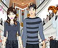 Shopping Couple Dress Up